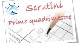 Scrutini I quadrimestre – SCUOLA MEDIA