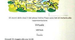 """Rappresentazione """"Virtuale versus Reale"""""""
