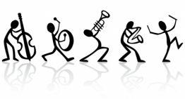 Manifestazione musicale degli alunni del corso F