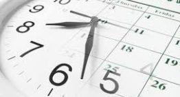 Orario delle lezioni dal giorno 8 ottobre: scuola primaria e scuola media