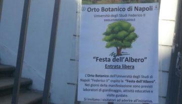 "20 Novembre ""Orto Botanico"""