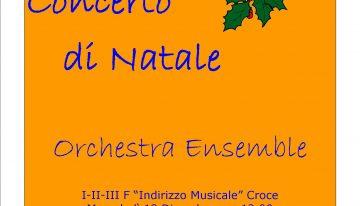 Concerto delle classi a indirizzo musicale