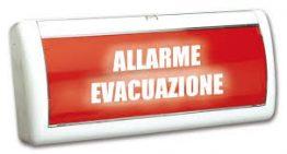Prova evacuazione