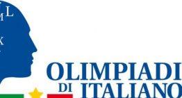 Olimpiadi di Italiano classi prime
