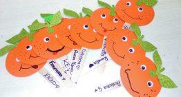 """Festa dell'arancia infanzia """"Arcoleo"""""""