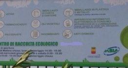 Sito di compostaggio di Chiaiano classi 3D e 3C