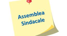 Ingresso classi scuola media per assemblea sindacale