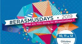 Erasmusday: 10 ottobre 2019