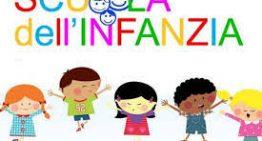 Ripresa delle attività didattiche in presenza per la scuola dell'infanzia