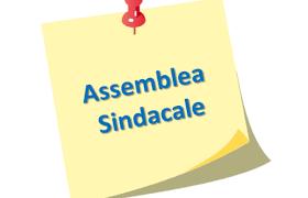 ASSEMBLEA SINDACALE:ORARIO