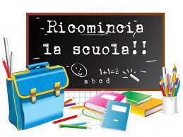 Aggiornamento calendario delle lezioni dal 15 al 30 settembre